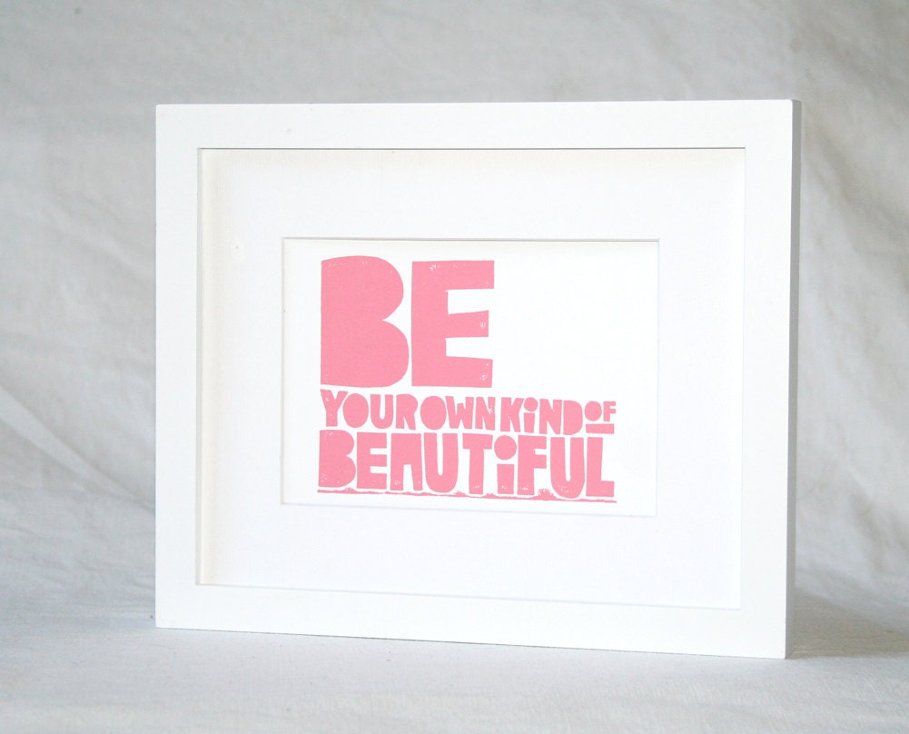 quotes for girls wall art teenage girl girls by rawartletterpress. Black Bedroom Furniture Sets. Home Design Ideas