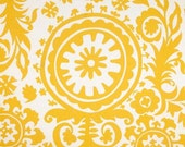 Yellow Table Overlay Wedding Floral Damask Table Centerpiece Decoration Linens