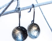 Southern Touch- sterling silver dangle earrings
