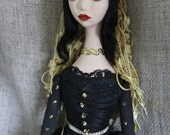 Art Doll Gothic Gypsy