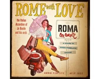 Glittered Roma in Love Album