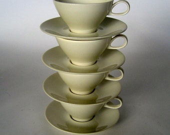 Ben Seibel Coffee cups and saucers