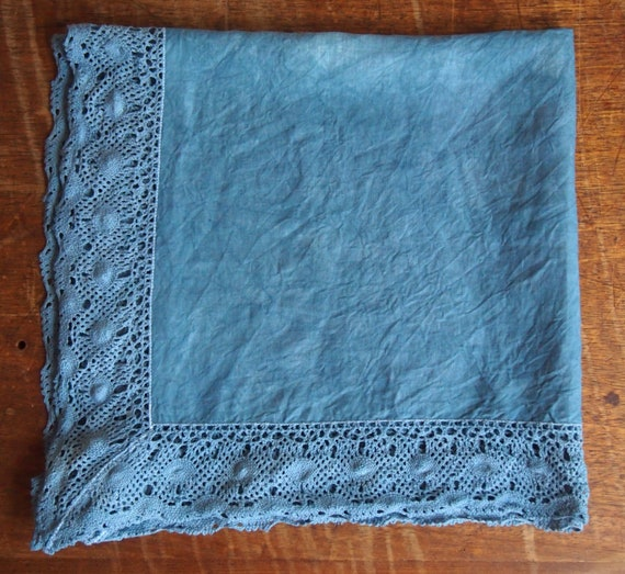 Old Fashion Patchy Tablecloth