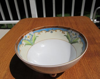 Sale Priced Noritake footed mayonnaise/nut bowl