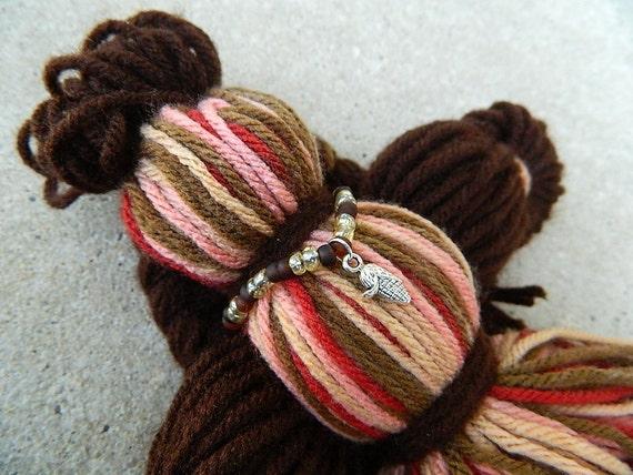 Native American Spirit  Doll / Yarn Doll / Poppet: Corn Maiden