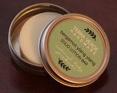 bergamot ylang ylang natural solid lotion bar