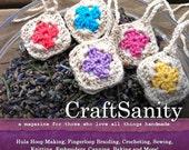 CraftSanity Magazine Issue 7 Print Edition
