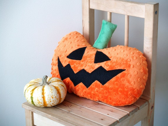 Jack The Pumpkin Monster Plushie