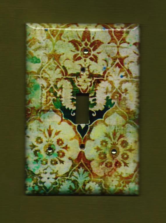 Aqua Switchplate cover