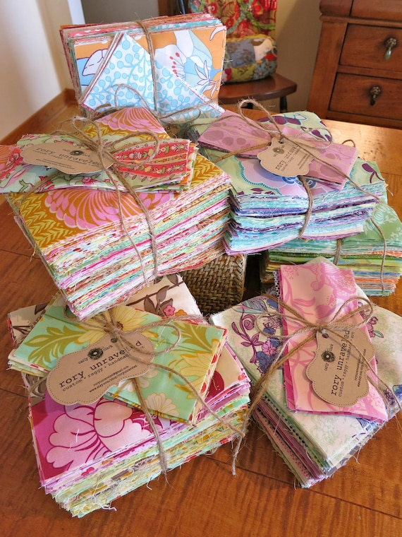Rag Quilt Kit - Throw Size - DIY - CUSTOM - Cut Fabric, Batting, Instructions Included