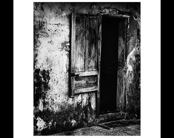 Broken-Door 8X10 Fine Art Print