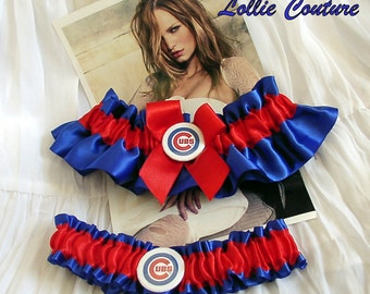 Chicago Cubs - Wedding Garters
