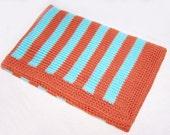 PDF pattern for Wyatt's baby blanket