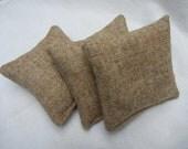 Pine Scented Sachet - Natural Air Freshner - Man Gift - Pocket Sachet -Set of 3 Sachets