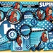 Superhero Printable Party Package - Illustrated from your photo