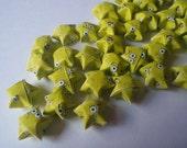 Origami Lucky Stars - Sponge Bob (custom orders available)