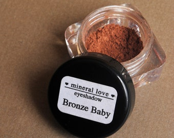 Bronze Baby Small Size Eyeshadow
