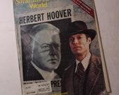 Saturday review world magazine November 20, 1973 Richard Chamberlain F. Scott Fitzgerald ads, scrapbooking,