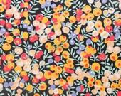 Liberty tana lawn printed in Japan - Wiltshire - Orange mix