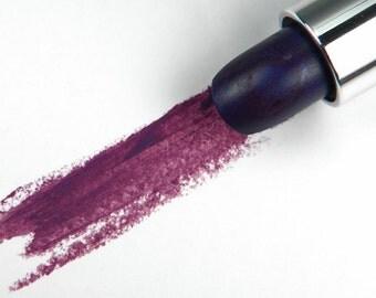 Mineral Lipstick - Gothic - Dark Mauve