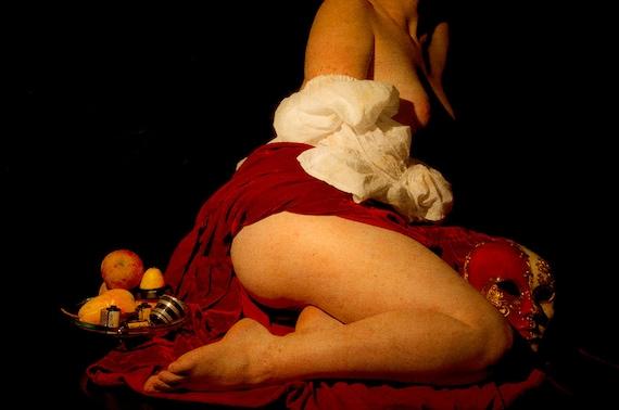 Caravaggio Nude 74