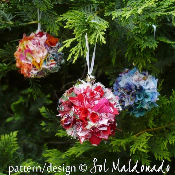Christmas Tree Ornaments Etsy: Items Similar To Christmas Tree Ornament Tutorial Eco