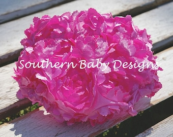 Pink Textured Rose Bloomer t Newborn, Infant Perfect for Newborn Photo Session Prop, First Birthday, Cake Smash, Easter, Spring