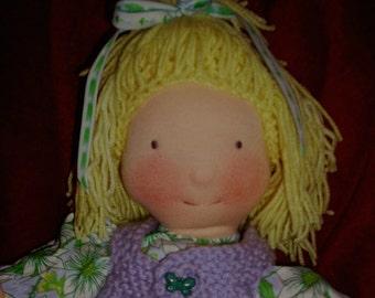 15 Waldorf Doll   ''Missy''