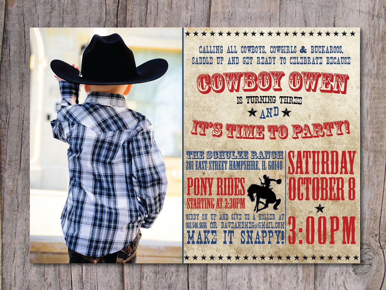Cowgirl Invitation Wording was luxury invitation template