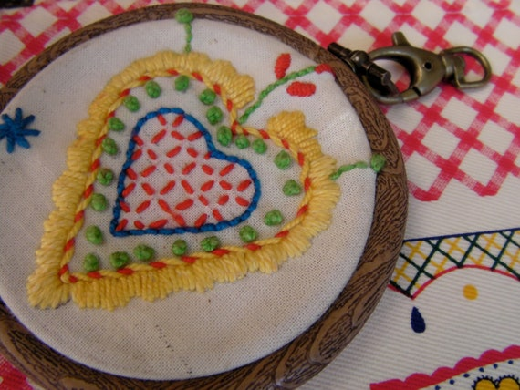 DIY Stitch by Stitch embroidery kit by Agulha Não Pica