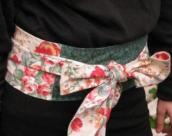 Cotton Fashion Medium Obi Sash Belt
