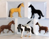 Happy Pony Glycerin Soap for Christmas and Birthday Gifts Horse Lovers