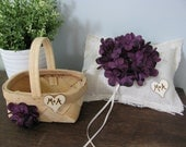 how to make a ring bearer pillow out of burlap
