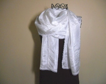 Billowing Cloud scarf