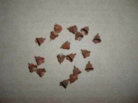 36  Rusty Tiny Liberty Bells  Primitive Crafts Rustic