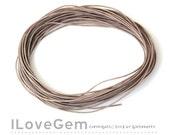 Korea Knotting Cord, Dark Beige, 0.9mm, 10 meters
