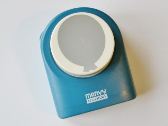 Large Balloon Paper Punch By Marvy Uchida