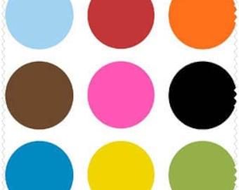 Windham fabrics, Multidots 35185 x (Muilti) 1 yard