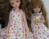 Sister Dresses for Iplehouse BID and KID and similar sized BJDs Doll Clothes