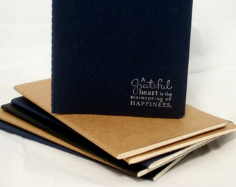 a grateful heart Notebook (Moleskine)