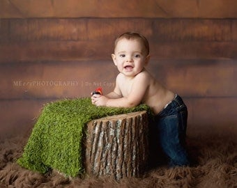 Grass mini blanket, Faux Grass Mat,  Grass Photo Prop, Green Mossy Blanket, Grass Posing Mat, Green Grass Mat