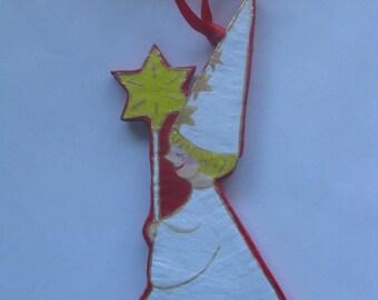 Swedish Star boy Ornament