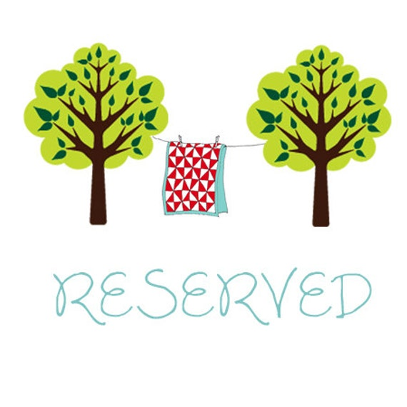 Reserved Listing for P. Nuss
