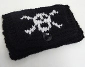 Knitted Skull Purse ON SALE NOW