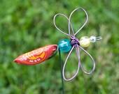 Bottlecap Bug Buddy Plant Decoration - New Belgium