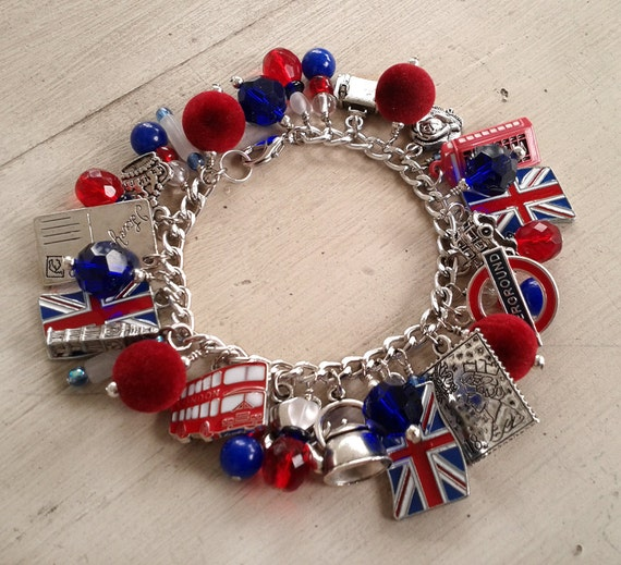 London Calling Charm Bracelet