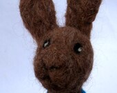 Peter Rabbit character art doll needle felted ooak