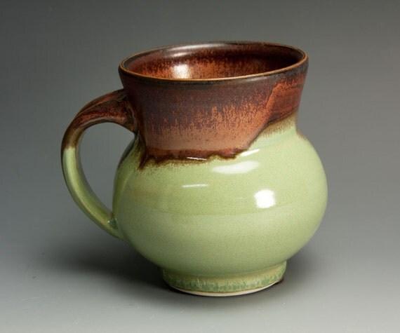 Porcelain handcrafted coffee mug or tea cup 549
