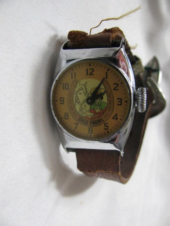 Dale Evans Wristwatch - 1940 - 1950
