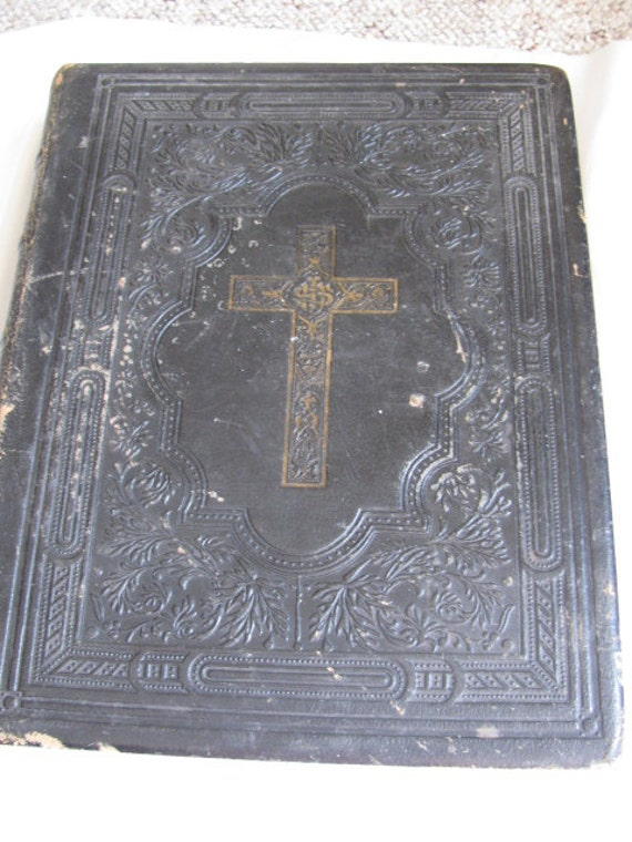 The Life of the Blessed Virgin Mary - 1861 First Edition